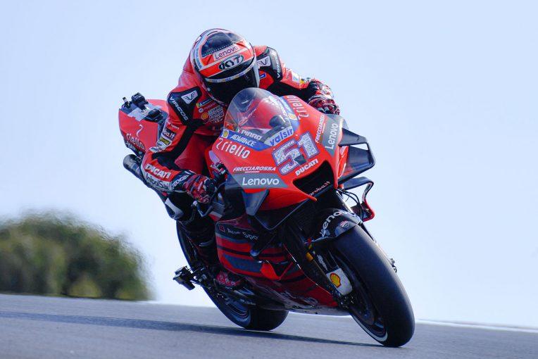 MotoGP | MotoGP:ポルティマオテスト2日目はテストライダーのみ走行。2021年用パーツのテストも