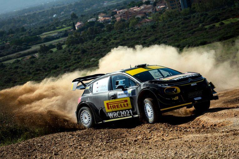 ラリー/WRC | WRC:2021年から単独供給開始のピレリ、イタリアで新型タイヤを初披露