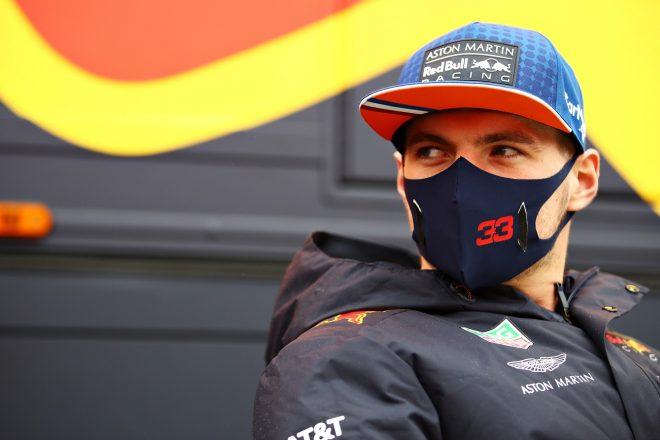 2020年F1第11戦アイフェルGP マックス・フェルスタッペン(レッドブル・ホンダ)