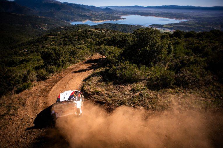 ラリー/WRC   【順位結果】2020年WRC第6戦イタリア SS6後