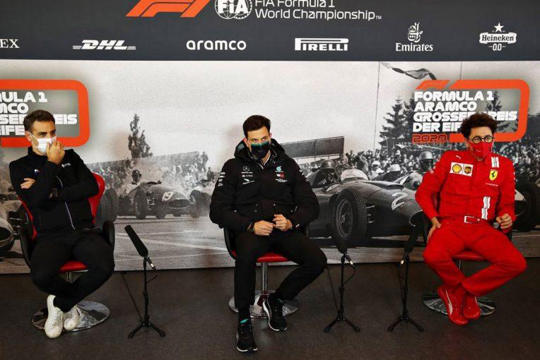F1   【気になる一言】2022年以降レッドブルにPUを供給するのはどのメーカーか。ルノー「要請があれば応じる」