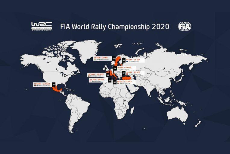 ラリー/WRC | WRC:ラリー・モンツァが2020年カレンダー入り。最終戦として12月4~6日開催へ