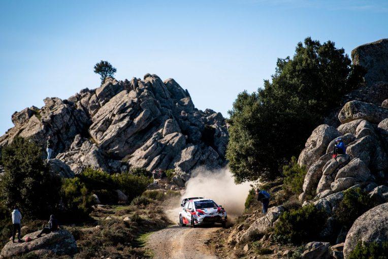 ラリー/WRC | 【順位結果】2020年WRC第6戦イタリア SS12後