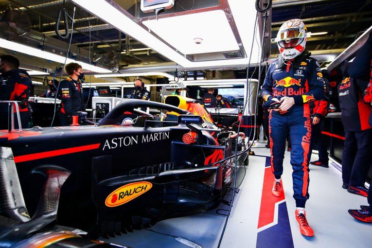 F1   レッドブル・ホンダのフェルスタッペン、新世代F1マシンに大きな期待も「ドライバーが開発に関与するのは難しい」