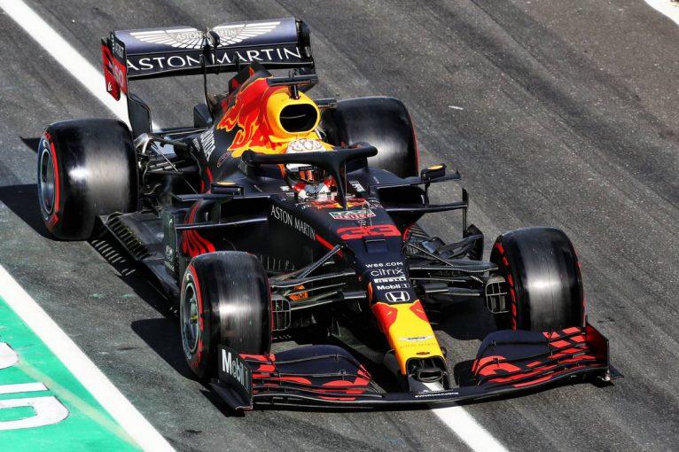 F1 | フェルスタッペン、レッドブルF1の2020年型マシンの問題は「メディアで大げさに取り上げられた」