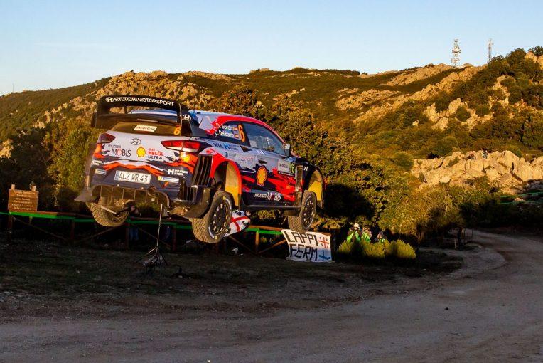 ラリー/WRC   WRCイタリア:ソルドが首位堅持の一方、オジエとヌービルの2番手争いが白熱