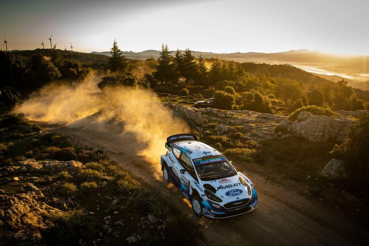 WRCイタリア:ソルドが首位堅持の一方、オジエとヌービルの2番手争いが白熱