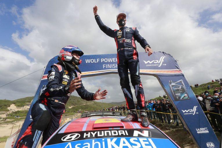 ラリー/WRC | WRCイタリア:最終日にトップ3接近も、ソルドが逃げ切り大会連覇。勝田は大クラッシュ