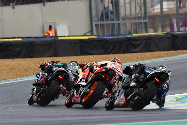 MotoGP | 【ポイントランキング】2020MotoGP第10戦フランスGP終了時点