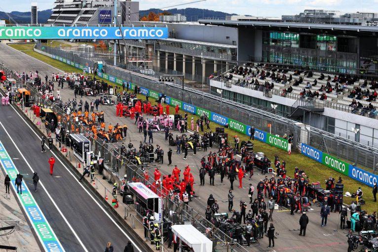 F1 | ドメニカリCEO、F1参戦に関心を持つ複数のマニュファクチャラーと交渉中。プラットフォームの活用が重要に