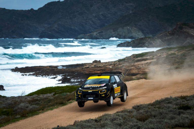 ラリー/WRC   【順位結果】2020年WRC第6戦イタリア SS16後