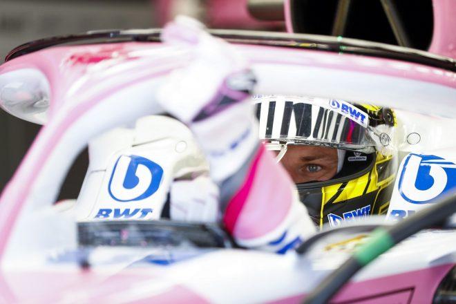 2020年F1第11戦アイフェルGP ニコ・ヒュルケンベルグ(レーシングポイント)