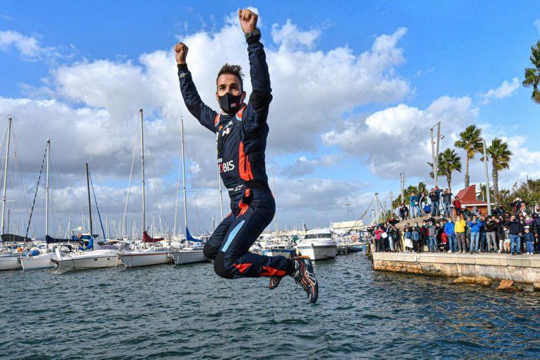 ラリー/WRC   サルディニア2連覇のソルド「任務を達成した!」/WRC第6戦イタリア デイ3後コメント