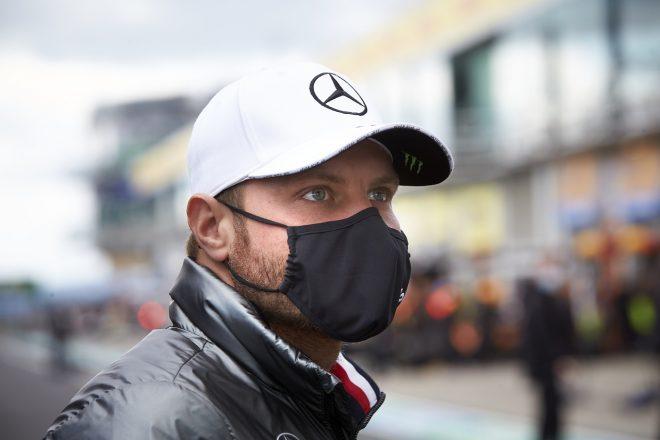 2020年F1第11戦アイフェルGP バルテリ・ボッタス(メルセデス)
