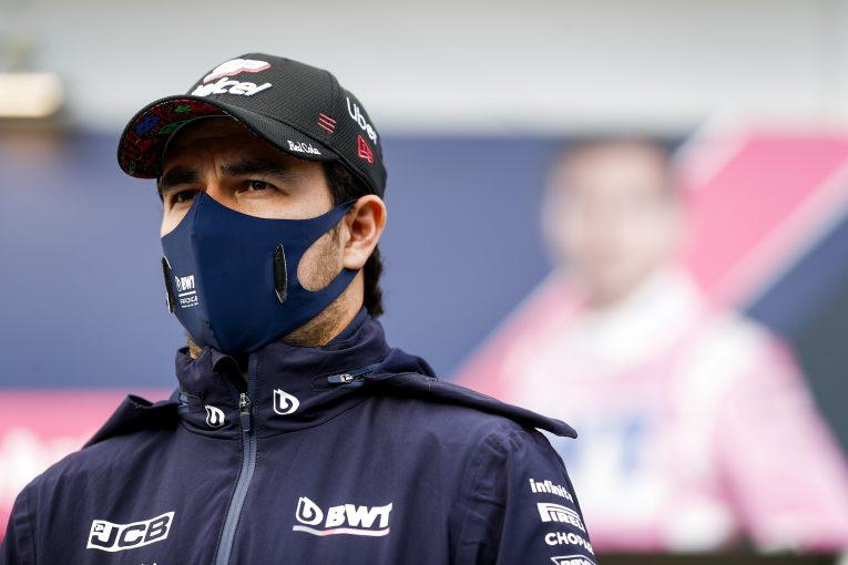 F1   ペレス4位「セーフティカーがなければ表彰台に上がれた」レーシングポイント【F1第11戦決勝】