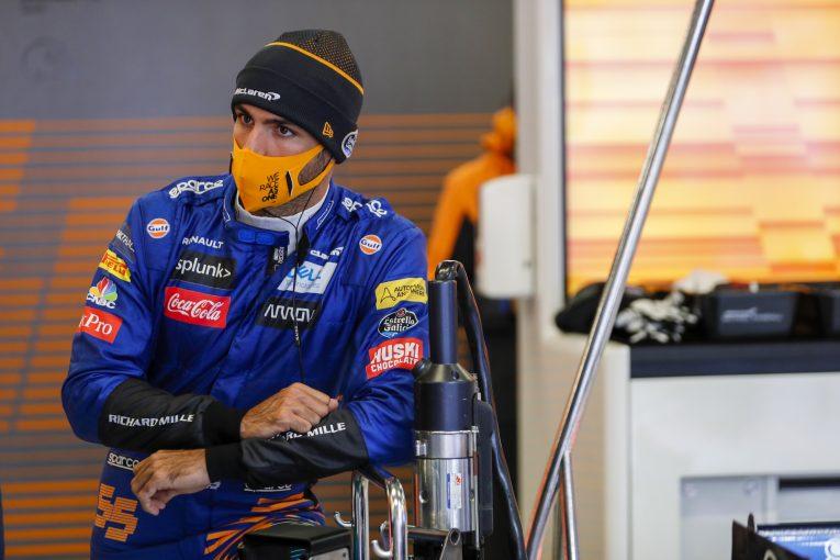 F1   サインツ5位「新パーツへの理解を深める必要がある」マクラーレン【F1第11戦決勝】