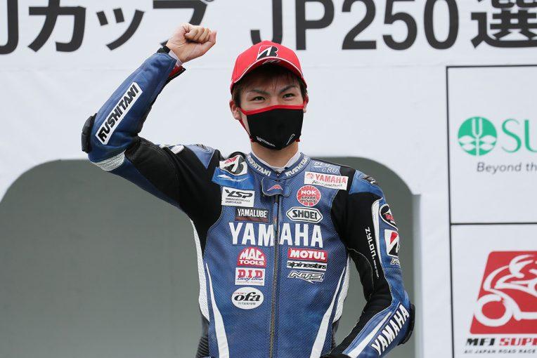 MotoGP | 野左根航汰、2021年はGRTヤマハからSBKに参戦「全日本ロードJSB1000チャンピオンとして挑戦することが目標」
