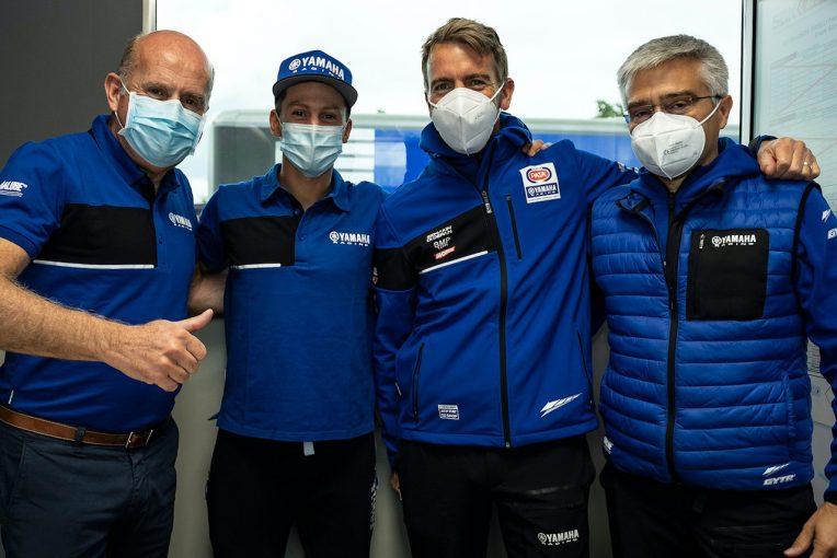 MotoGP | SBK:パタ・ヤマハは2021年にWSS王者のロカテッリを起用。ラズガットリオグルは継続参戦