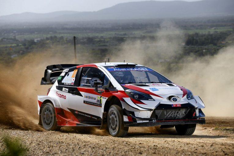ラリー/WRC | WRCイタリア:ヤリスWRCで初参戦の勝田貴元、2度のクラッシュも「この経験がさらに強くしてくれる」