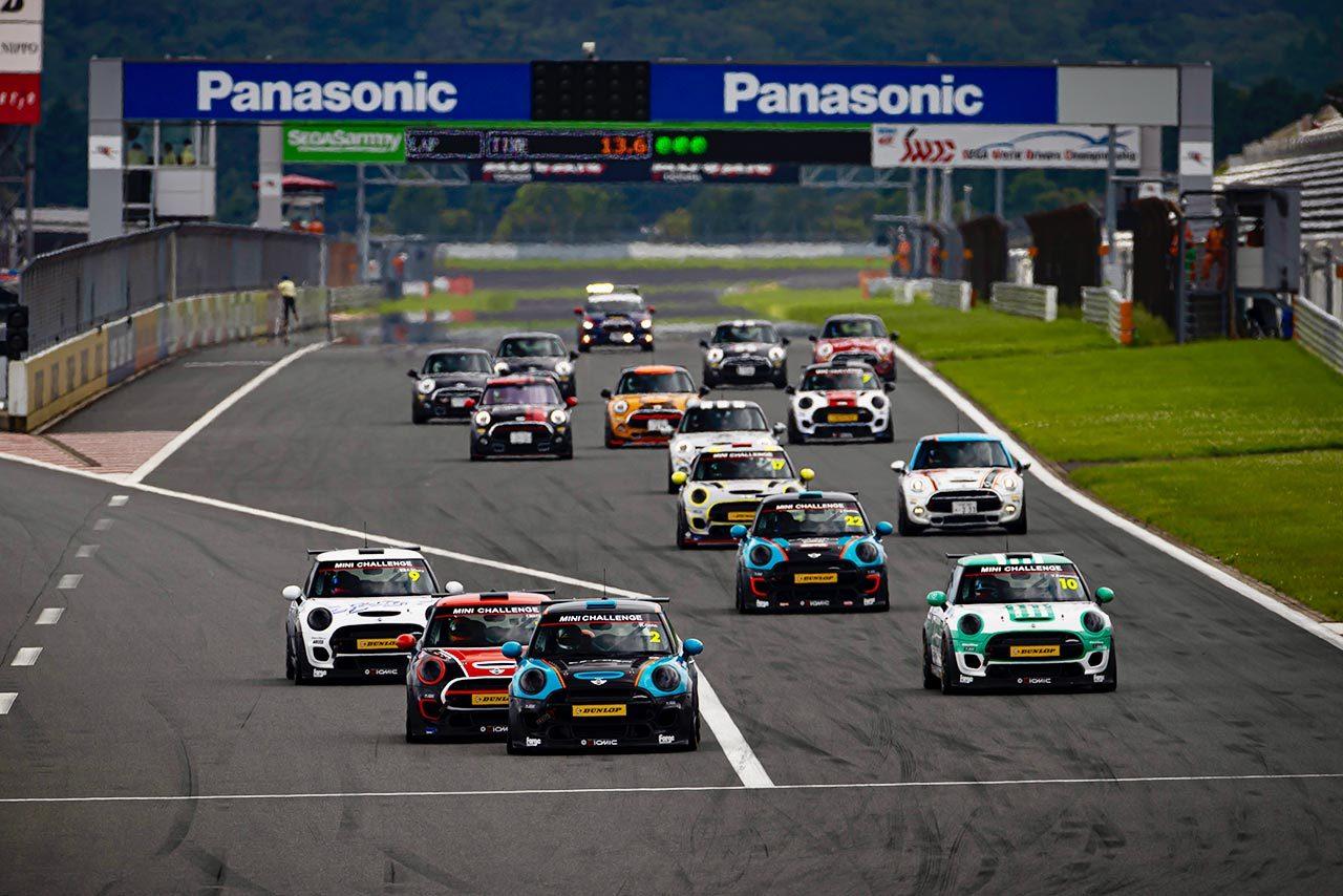 MINI CHALLENGE JAPAN.2020 Round.1 富士スピードウェイ レースレポート