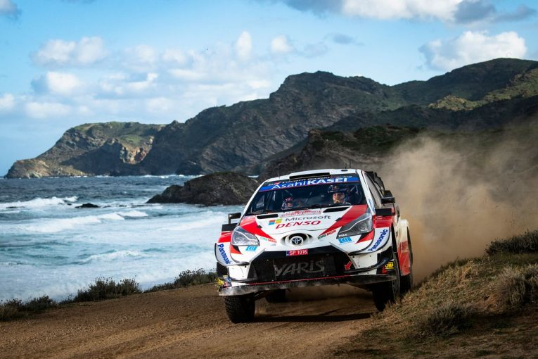 ラリー/WRC | 【動画】2020WRC第6戦イタリア ダイジェスト