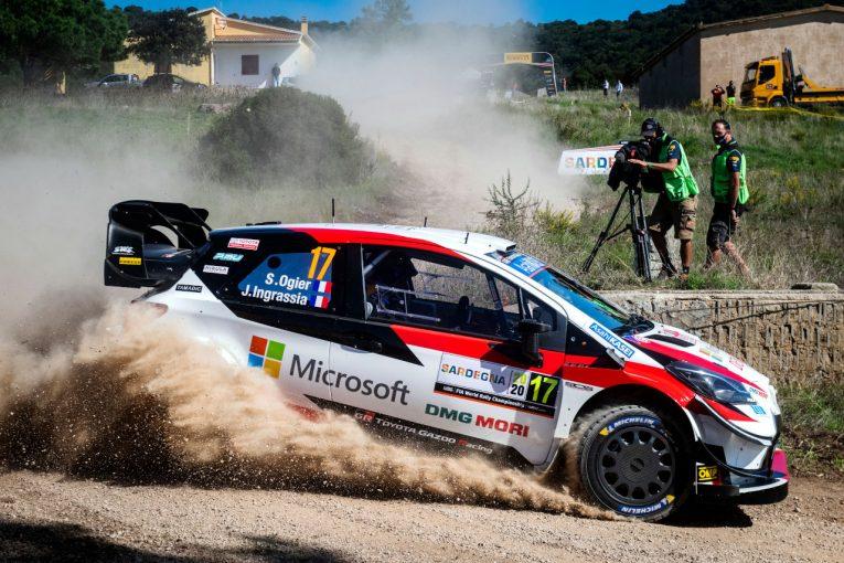 ラリー/WRC | WRC:オジエ、直近2戦の結果が「努力に見合わない」と不満も、ターマック連戦に期待