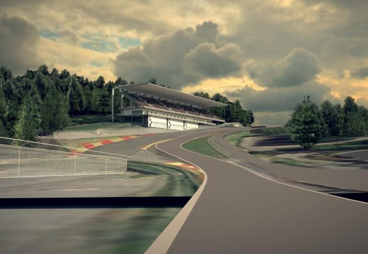 F1   スパ・フランコルシャン、2輪レース開催に向け、約100億円の改修を計画