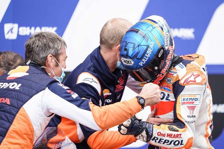 MotoGP | 渾身の走りで批判をはねのけたアレックス・マルケス/MotoGP第10戦フランスGPレビュー