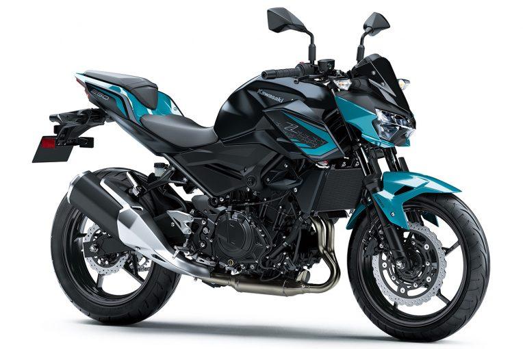 MotoGP | カワサキ、『Z250/Z400』のグラフィックを変更。2021年モデルは11月6日から発売開始