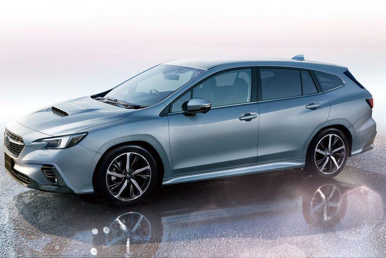 クルマ   スバル、新型『レヴォーグ』を発表。先進安全、スポーティ、ワゴン価値を進化させたパフォーマンスワゴン