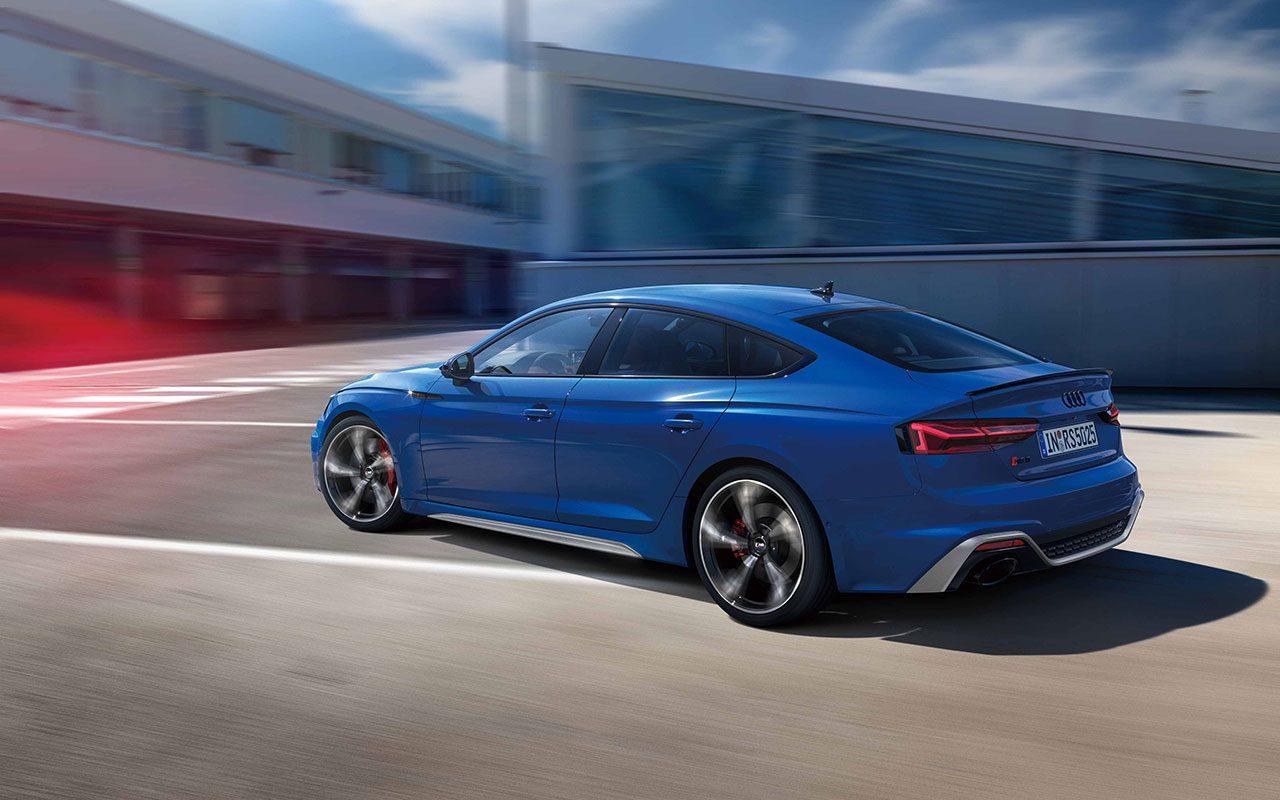 アウディRSモデル誕生25周年。4車種を一部改良し、記念モデル『RS 25 years』3車種も限定発売