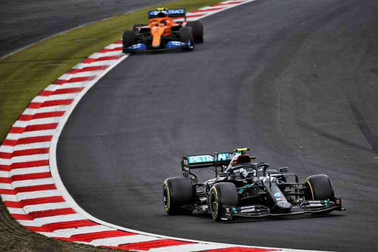 F1 | ボッタスのリタイア原因はMGU-Hのトラブル。次戦に向け調査へ「ペナルティに繋がらないようにしたい」