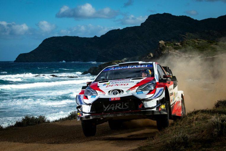 ラリー/WRC | WRC:トヨタのエバンスに焦りなし。イタリアでの4位も「失望していない」