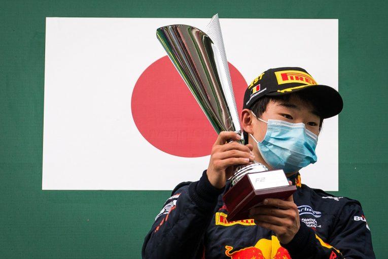 F1 | 「角田裕毅は本物。今のF2で一番速い」とチーム代表。2021年のF1デビューを確信