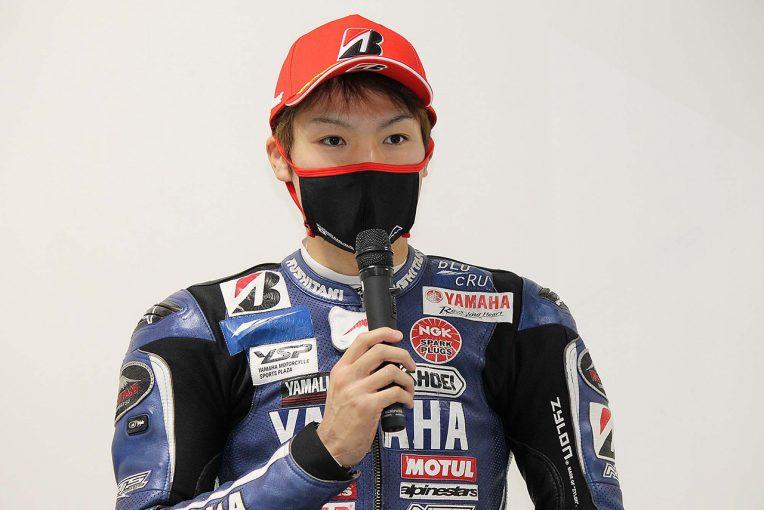 MotoGP | 野左根航汰「雨の準備はしていた。ポールはギリギリとれた」/全日本ロード第4戦もてぎ ポール会見