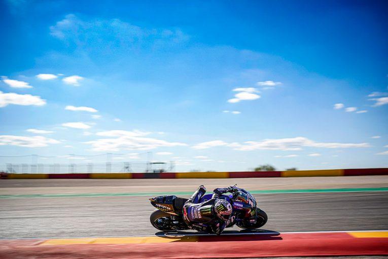 MotoGP | 【タイム結果】2020MotoGP第11戦アラゴンGP フリー走行2回目