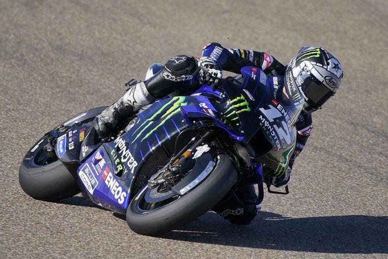 MotoGP   【タイム結果】2020MotoGP第11戦アラゴンGP フリー走行1回目