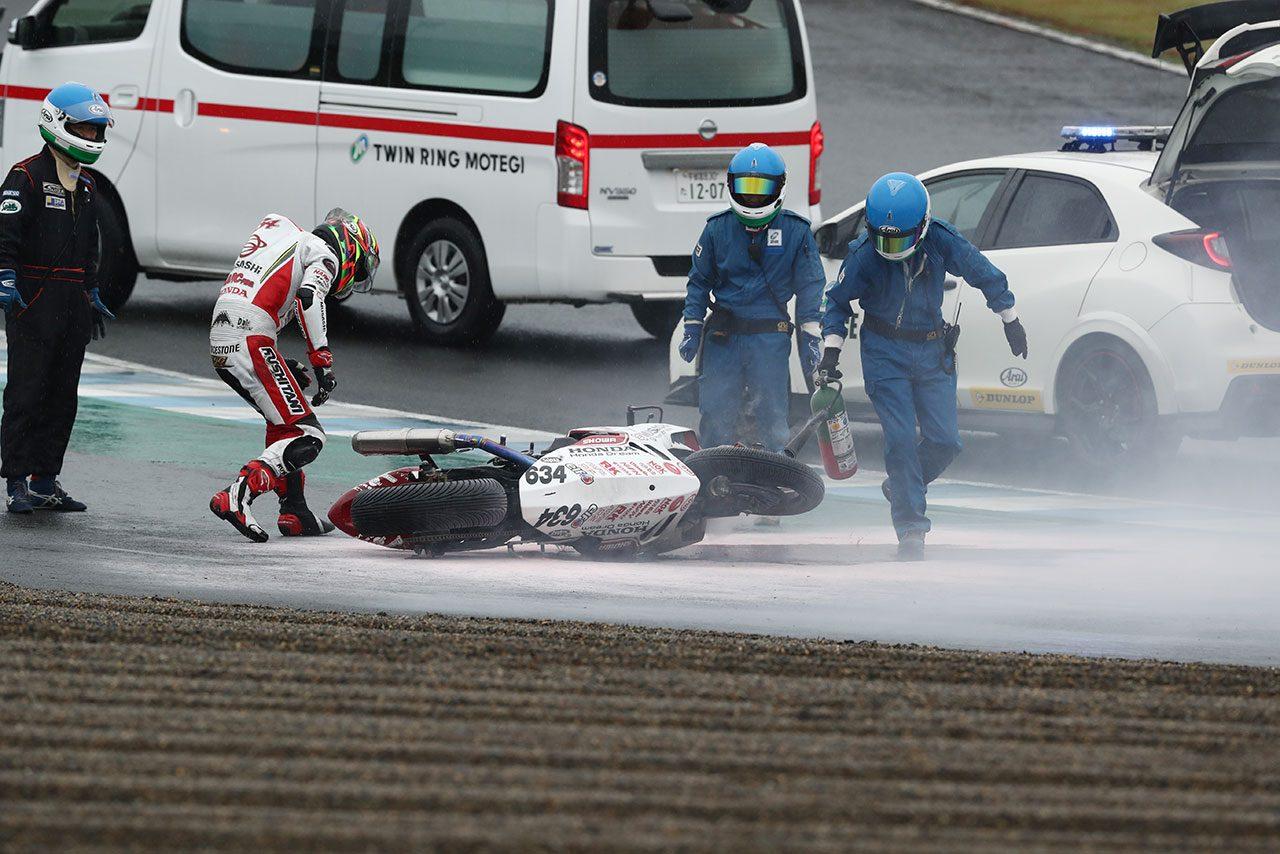 【順位結果】2020全日本ロード第4戦もてぎ JSB1000レース1