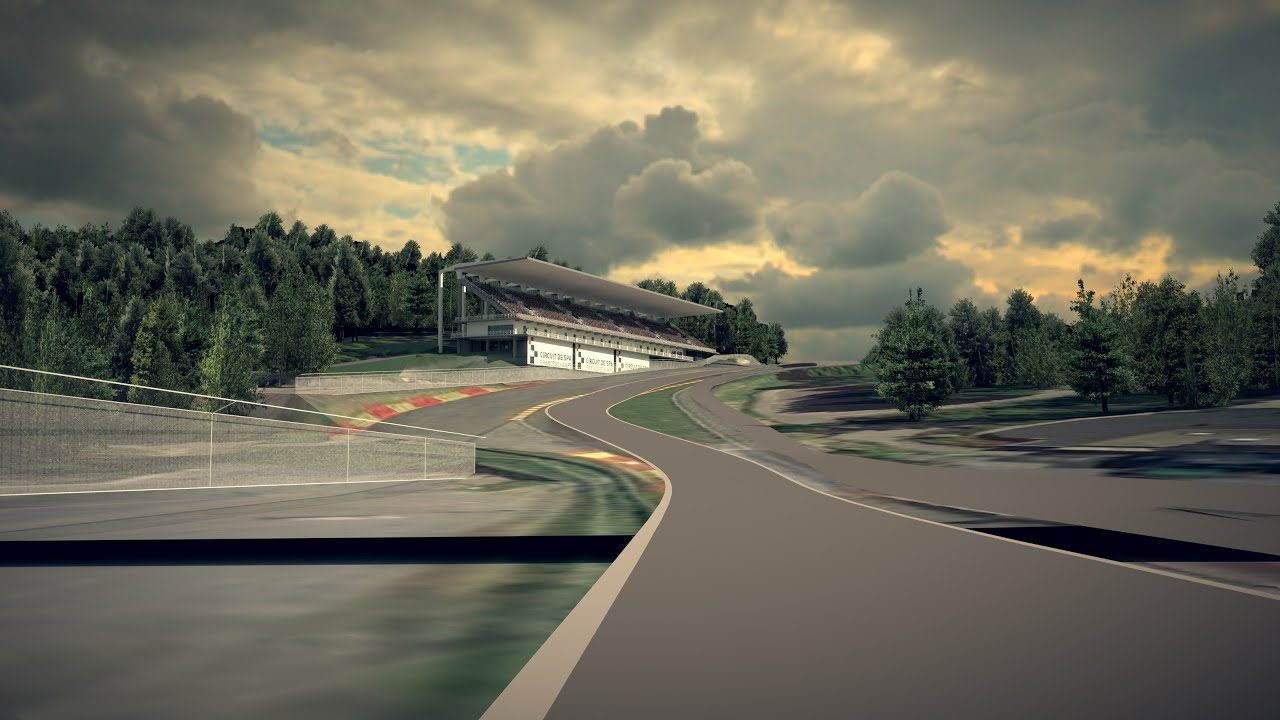 スパ・フランコルシャン、2輪レース開催に向け、約100億円の改修を計画