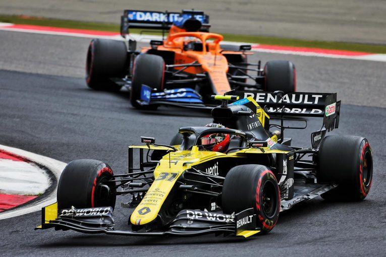 F1 | 【中野信治のF1分析第11戦】最高難度のニュル1コーナーブレーキング考察。ホンダF1終了で突きつけられる命題
