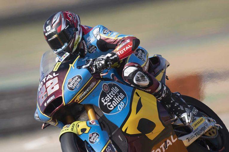 MotoGP | 【順位結果】2020MotoGP第11戦アラゴンGP Moto2決勝