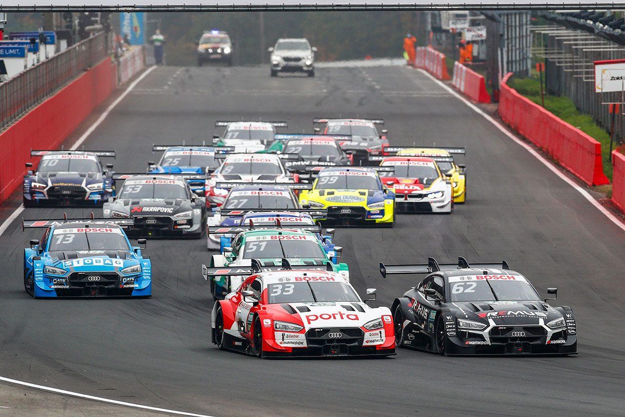 DTM第8戦ゾルダー:レース2もラストが勝利し、ゾルダー4連戦を完全制圧。19点リードで最終戦へ