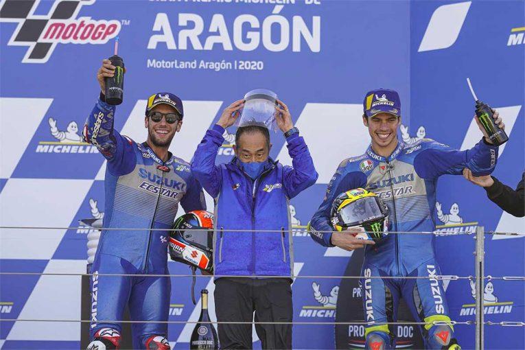 MotoGP | MotoGP第11戦:最終ラップまで展開された優勝争いを制したリンス、2020年シーズン初優勝。中上貴晶は5位入賞