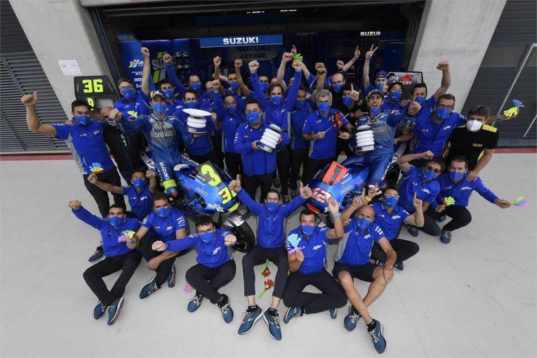 MotoGP | シーズン終盤の主役へと躍り出たスズキ勢/MotoGP第11戦アラゴンGPレビュー