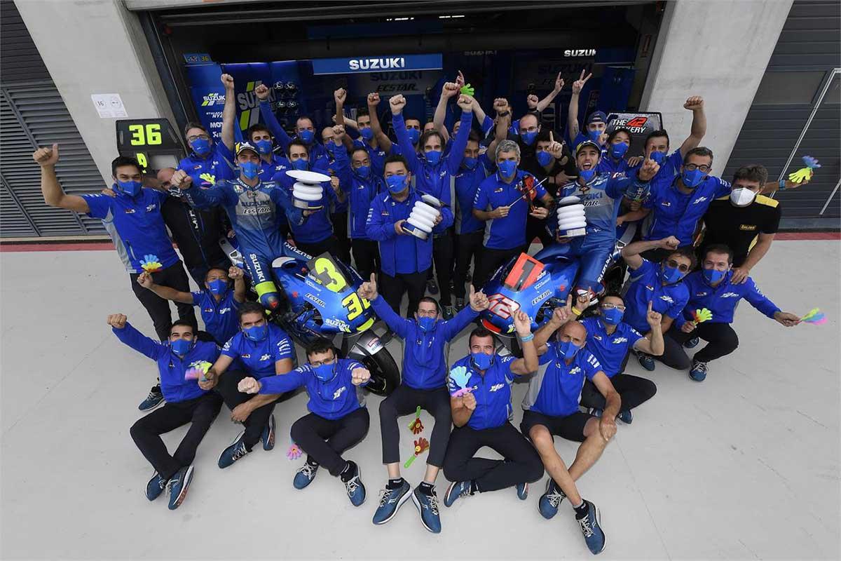2020年MotoGP第11戦アラゴンGP