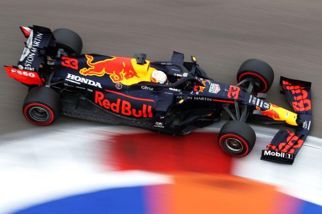 2020年F1に参戦しているレッドブル・ホンダ