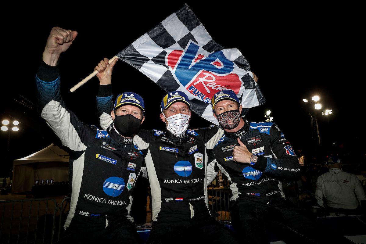 IMSA第9戦:白熱しすぎた首位争い。共倒れに乗じWTRキャデラックが逆転優勝