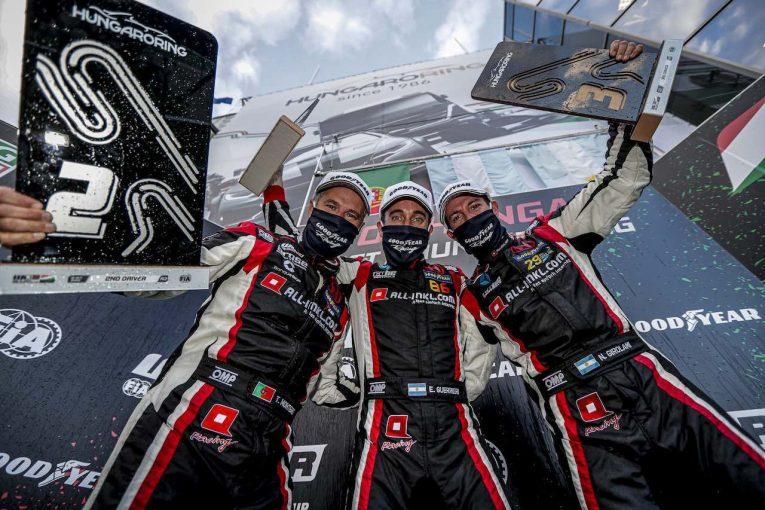 海外レース他 | WTCR第4戦:雨中予選トップ4独占のホンダ勢、グエリエリ2勝でレース3の表彰台を独占