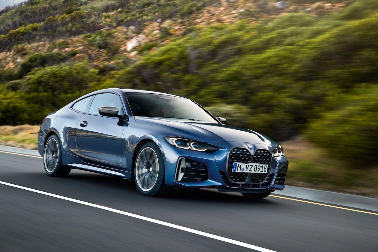 """象徴キドニーがより大胆に。新型『BMW 4シリーズ』上陸。同時に""""M""""と限定車も設定"""