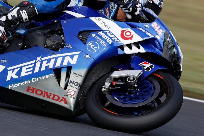 """MotoGP   全日本ロード:清成龍一失格の要因はブレーキ冷却用の""""エアダクト""""装着と判明/第4戦もてぎ レース2"""